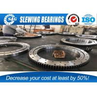 Buy cheap SK210-8 Kobelco Slewing Ring Bearing / Excavator SWING CIRCLE from wholesalers