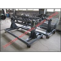 Wholesale 5 Tons Mechanical Unpowered Sheet Metal Decoiler Roll Forming Machine Parts from china suppliers