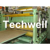 Wholesale 2 - 10mm * 2200mm Steel Sheet Cut To Lenght Machine Line With Normal Speed from china suppliers