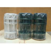 Wholesale Garden Border Lawn Edging 10m / 400mm 650mm PVC Coated Green Wire Fencing Roll from china suppliers