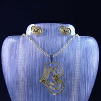 Wholesale High Quality Stainless Steel Jewelry Set LUS126 from china suppliers