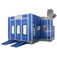 Wholesale Infrared Car Spray Cabinet oven , Vehicle Spray Painting Booths with heating system from china suppliers