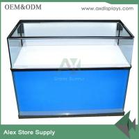 Quality VIVO display counter display showcase mobile display cabinet MDF for sale