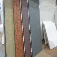 Wholesale PU Decorative Siding Panel (metal, emboss) from china suppliers
