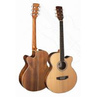 Wholesale Senior Full Size Okoume Wood Western Guitar / Wood Acoustic Guitar TP-AG27 from china suppliers