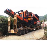 Wholesale High-performance conical Crawler - type Mobile cone  crusher Plant  ER-300CS from china suppliers