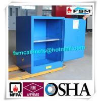 Wholesale Flammable Corrosive Storage Cabinets , Paint Storage Lockers For Laboratory from china suppliers