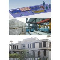 Wholesale Sand Lime AAC Block Production Line Concrete Brick 50000m3 - 300000m3 from china suppliers