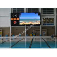 Wholesale IP40 Low Noise Stadium LED Display 120°Ultra Wide Viewing Angle from china suppliers