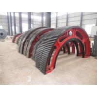 Wholesale Alloy Steel Ball Mill External Cement Kiln Ring Gear Custom Spur Gears from china suppliers