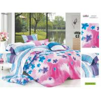 Wholesale Complete Patterned Decorative 100 Cotton Personalized Plum Bed Sheet Sets from china suppliers