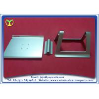Wholesale Tablet PC Stand Holder Custom Aluminum Machined Parts For Ipad , Easy Application from china suppliers
