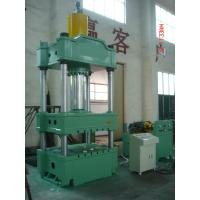 Wholesale Automatic Hydraulic Power Press Machinery 315 Ton PLC Control from china suppliers