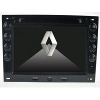 Wholesale Renault Megane Automobile DVD Players , 3G Modem Car Audio Player from china suppliers