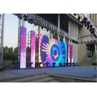 Wholesale MBI5024 ROHS CE Rental LED Displays , outdoor waterproof led screen 250mm×250mm from china suppliers