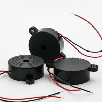 Wholesale 42*16MM Black Continuous Piezo Wire Buzzer Self Drive Type from china suppliers