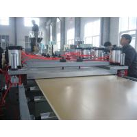 Wholesale Wood - Plastic Plate WPC Extrusion Machine For Advertise Lettering from china suppliers
