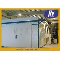 Wholesale Abrasive Glass Bead Sandblasting Room / Booth For Surface Cleaning from china suppliers