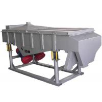 Wholesale Hot sale large capacity linear vibrating sieve for Macadamia Nuts Screening from china suppliers