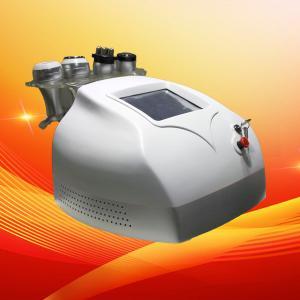 Wholesale 40KHz Ultrasonic Cavitation Liposuction Vacuum RF Slimming Machine / Equipment from china suppliers