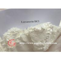 Wholesale Lipid Lowering Weight Loss Steroids Belviq Lorcaserin HCl for the Treatment of Obesity from china suppliers