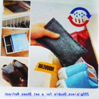Buy cheap Bamboo Charcoal Shoe Deodorizers from wholesalers