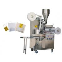 Wholesale Autoamtic tea bags making machines with string and tag from china suppliers