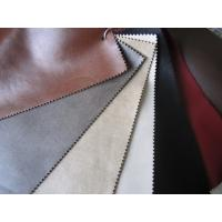 Wholesale Embossed Leather Car Upholstery Fabric , Leather Car Seat Material from china suppliers