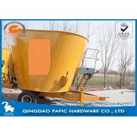 Wholesale Tulip Vertical Mixer Animal Feed Wagon Loading capacity 3000kgs for Pasture from china suppliers