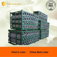 Wholesale High Cr Cast Iron Retention Ring for Cement Mill , More than HRC48 Hardness from china suppliers