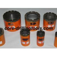 Wholesale HMLC NMLC Impregnated Diamond Core Drill Bits For Soft Hard Rock from china suppliers
