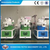 Quality Vertical ring die wood pellet press machine 1-1.5T/Hour YGKJ560 with Automatic lubrication for sale