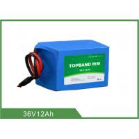 Wholesale Multi Function Portable Battery Power Supply Camping 36 Volt 12AH from china suppliers