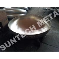 Wholesale Explosion Bonded 304 Austenitic Stainless Steel Elliptical Clad Head for Evaporator from china suppliers