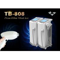 Quality 808nm Salon Laser Hair Removal Machine , Professional Laser Hair Removal Equipment for sale