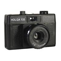 Wholesale Camera Accessory Holga 135BC 135 BC Camera + Flash Set White from china suppliers