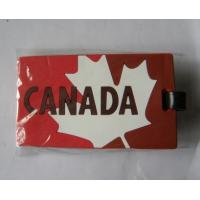 Wholesale Soft PVC Luggage Tag from china suppliers