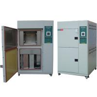 Wholesale 2 Zones Environmental Test Chamber , Climatic Temperature Thermal Shock Test Chamber Basket Type from china suppliers