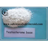 Wholesale Medical 98% Testosterone Steroid Test Base Powder CAS 58-22-0 from china suppliers