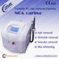 Wholesale Portable IPL Hair Removal Machines / Skin Rejuvenation Machine For Hair Treatment from china suppliers
