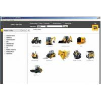 Wholesale Auto Diagnostics Software / Parts Catalog 2012 For Micro Excavator (JCB Pro 1.15 Version) from china suppliers