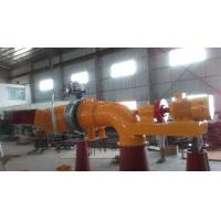 Wholesale Hotel 100KW Horizontal Small Hydro Turbines 8.5 Meter Water Head 2.56M3/S from china suppliers