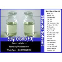 Wholesale Solvent Ethyl Oleate (EO) Muscle Gain Steroids Inject Liquid Homebrew  111-62-6 from china suppliers