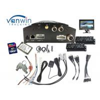 Wholesale 720P HD video recording Bus people counter integrate 3G Live Video Mobile DVR CMS platform from china suppliers