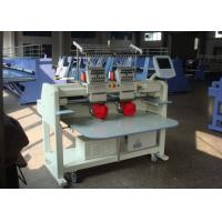 Wholesale 2 Heads Embroidery Machine For Hats And Shirts 1000000 Stitches from china suppliers
