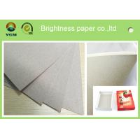 Wholesale Well Coated C1s Duplex Paper Board Grey Back Sheet For Shopping Bags from china suppliers