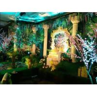 Quality 3D Hologauze Holographic Mesh Screen Live Show 3D Holographic Video Projection for sale