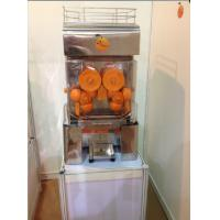 Wholesale Fruit / Vegetable Industrial Automatic Orange Squeezer 110v - 220v from china suppliers