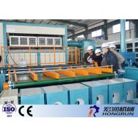Wholesale Automatic Rotary Pulp Molding Apple Tray Making Machine / Paper Pulp Molding Machine from china suppliers