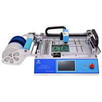 Quality Vision Camera Smd Pick And Place Machine , All In One Smt Production Line for sale